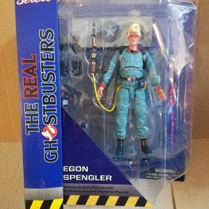 THE REAL GHOSTBUSTERS - EGON SPENGLER AF