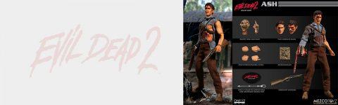 Ash di Evil Dead 2 Action Figure